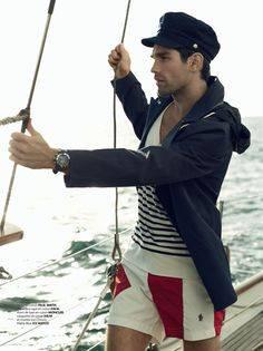 Одежда для яхтсменов