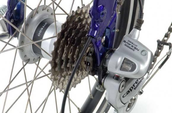 Что такое планетарная втулка на велосипеде