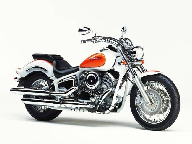 Yamaha Drag Star