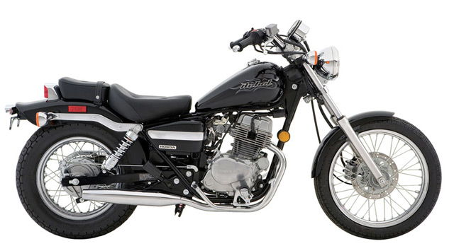Honda Rebel CMX 250
