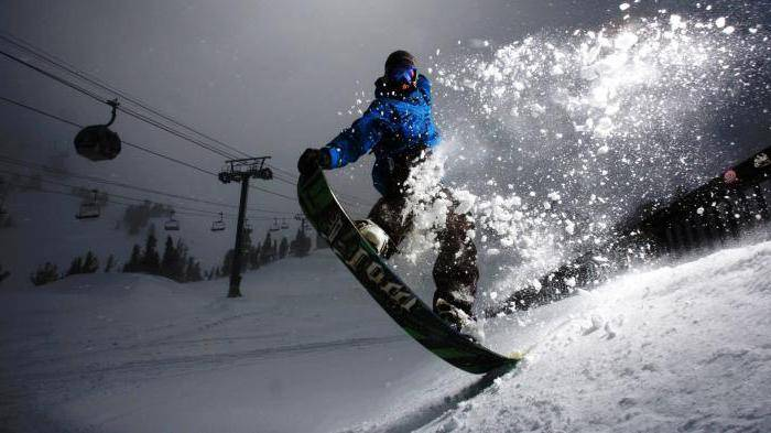 Фрирайд сноуборд