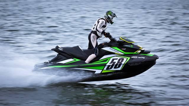 Скорость гидроцикла