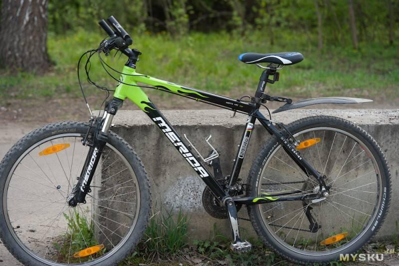 Гелевое седло для велосипеда