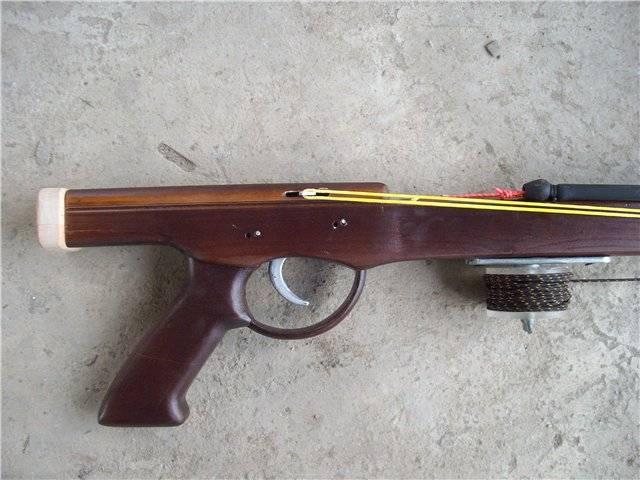 Ружье для подводной рыбалки