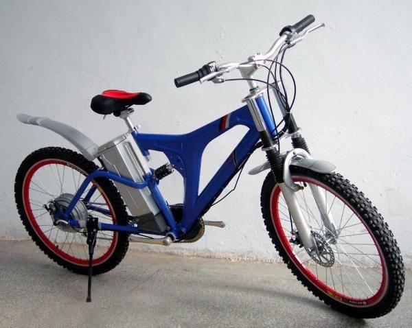 электродвигатель на велосипед