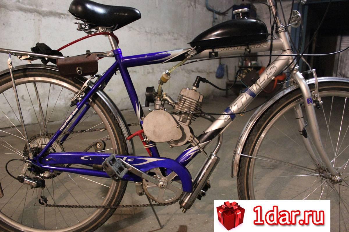 Вело-мотор