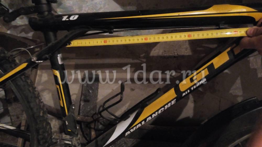 Размер рамы для бензинового велодвигателя