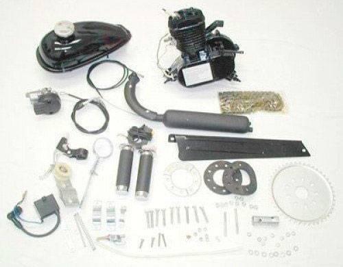 Двигатель для мотовелосипеда