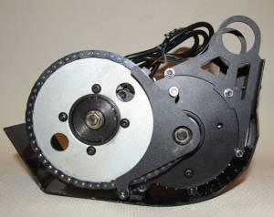 Электродвигатель для велосипеда