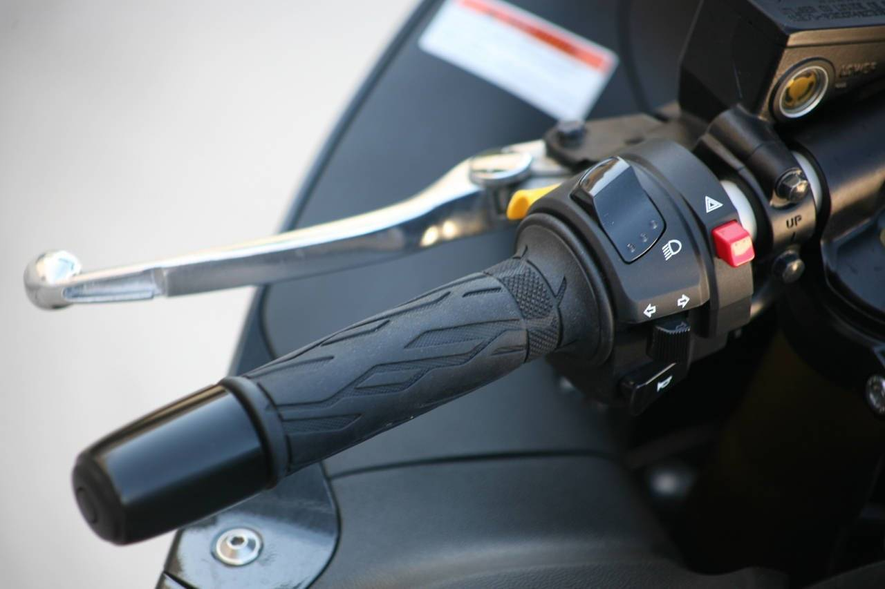 Переключение передач на мотоцикле без сцепления