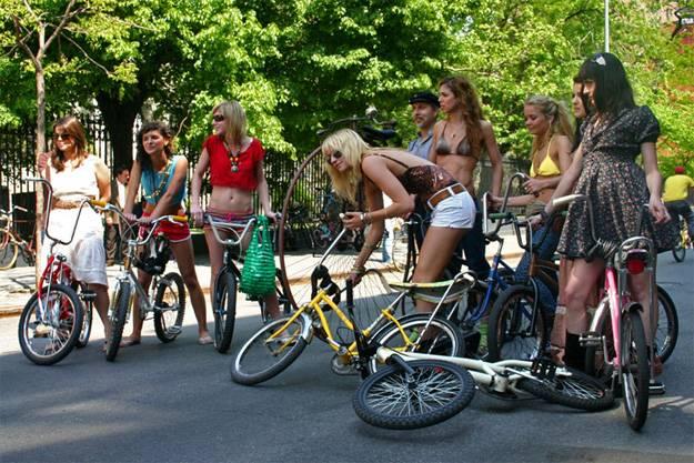 все любят велосипедный спорт