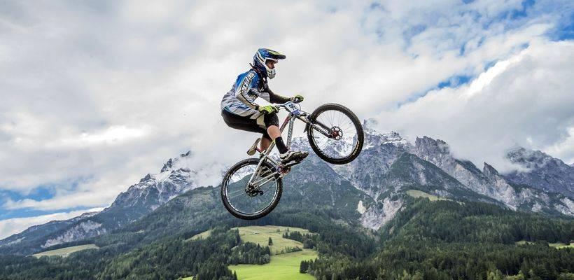 велосипеды для прыжков