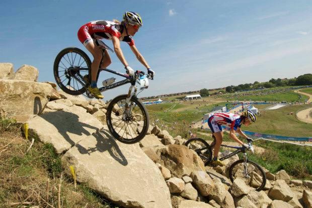 Как называется прыжки на велосипеде