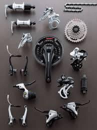 собрать велосипед из запчастей