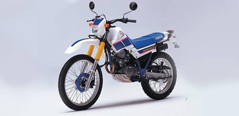 Yamaha эндуро 250