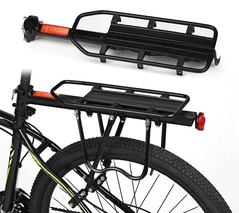 Консольный багажник для велосипеда