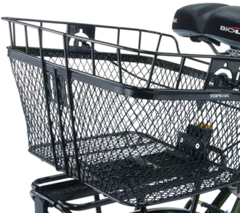 Багажник-корзина для велосипеда