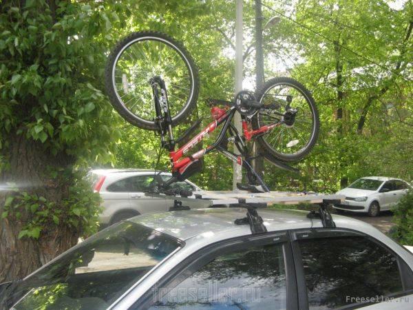 Багажник для перевозки велосипедов своими руками.