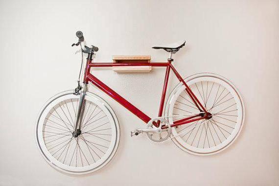 Настенный крепеж для велосипеда