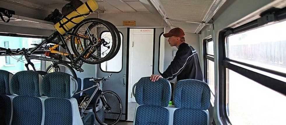 Правила перевозки велосипеда в автобусе