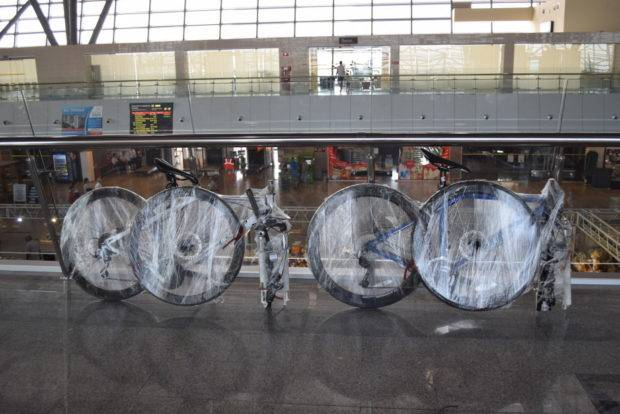 Как перевозить велосипед в электричке
