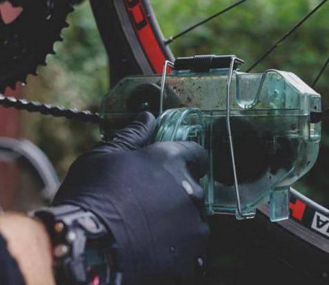 Чем смазать велосипедную цепь и звездочку