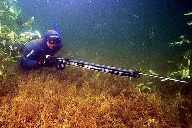 Подводное ружье как выбрать