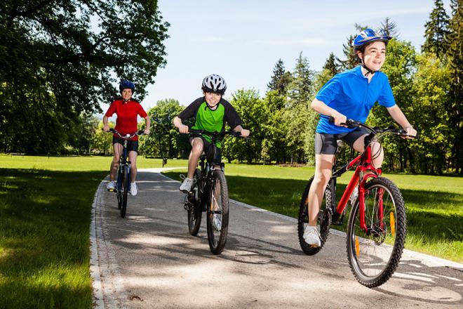 Как выбрать велосипед для подростка 12 лет