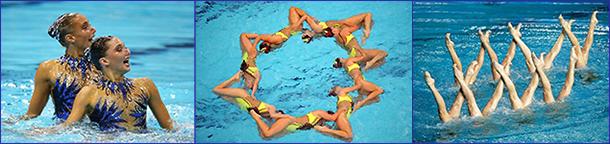 Виды плавания