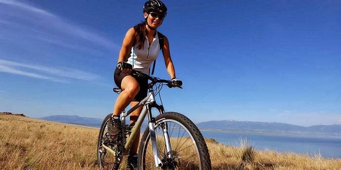 Поможет ли велосипед похудеть