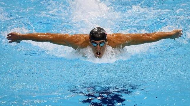Как правильно плавать дельфином