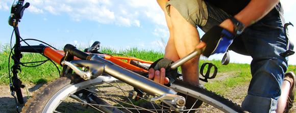 Какое давление должно быть в шинах велосипеда