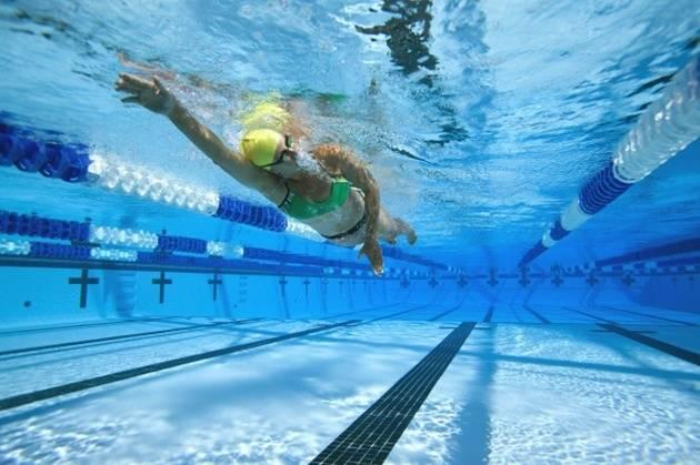 Какие мышцы задействованы при плавании