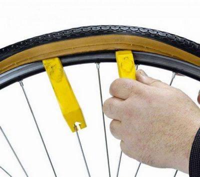 Как правильно поставить покрышку на велосипед