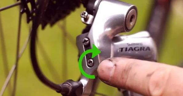 Регулировка механизма переключения передач на велосипеде