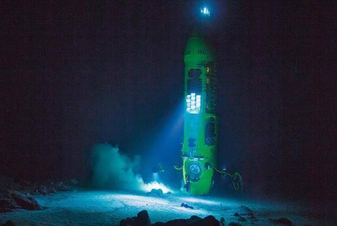 Глубина погружения аквалангиста