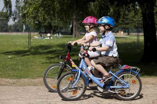 Как выбрать велосипед для ребенка 3 лет