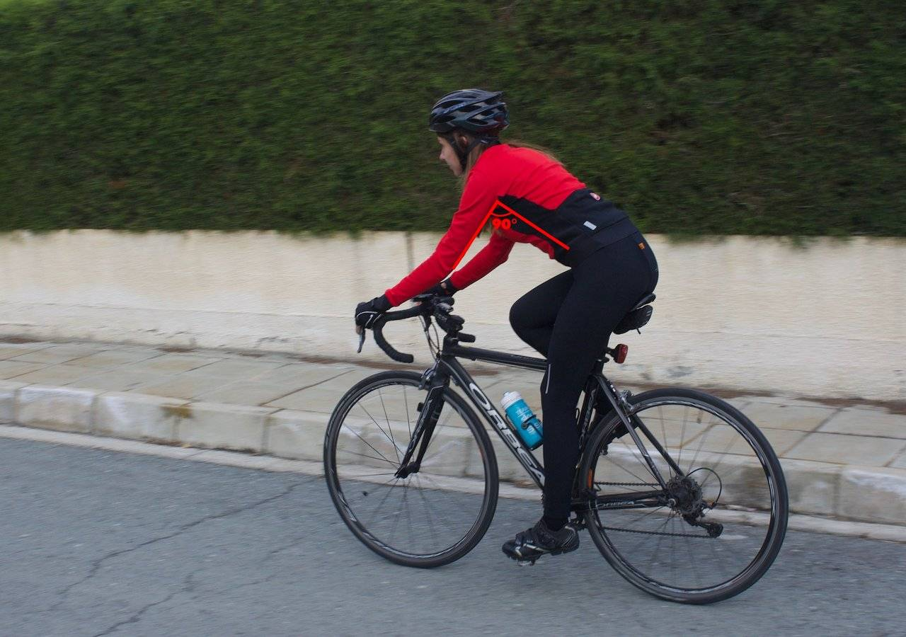 Настройка шоссейного велосипеда
