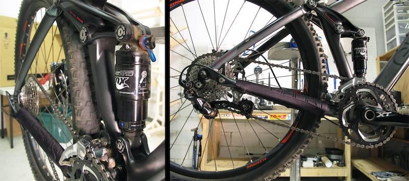Расчет длины цепи велосипеда
