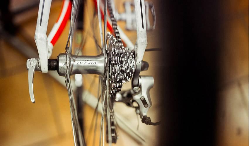 Настройка заднего переключателя на велосипеде