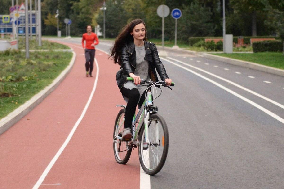 Можно ли сбросить вес катаясь на велосипеде