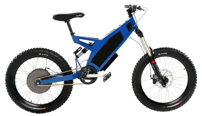 Электровелосипед права