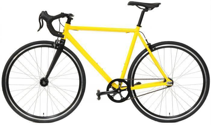 Вилка велосипедная амортизационная
