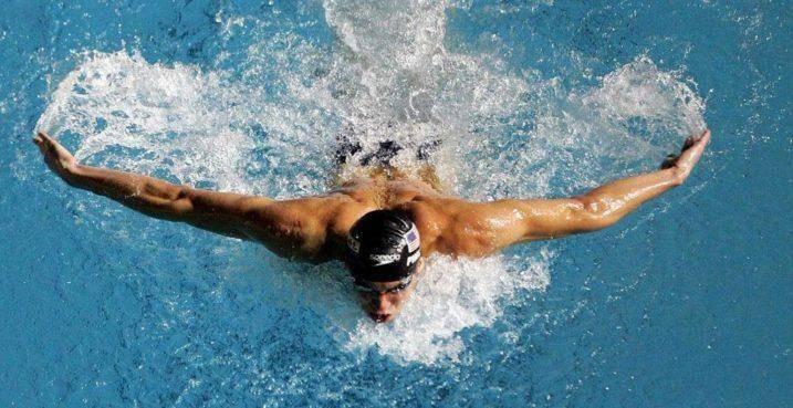 Юношеские разряды по плаванию