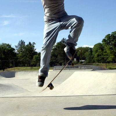 Как сделать олли на скейте