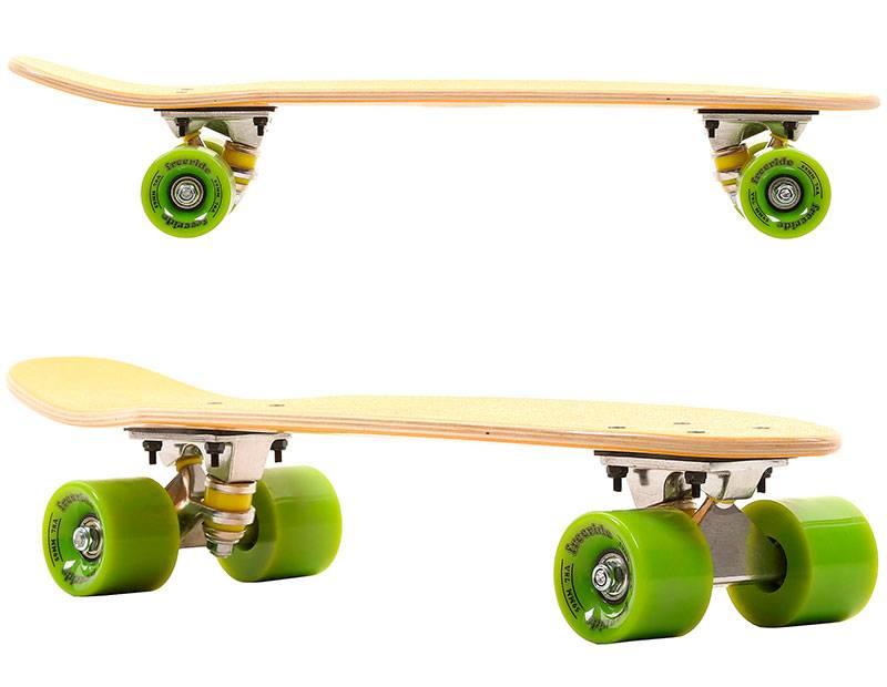 Деревянный скейтборд