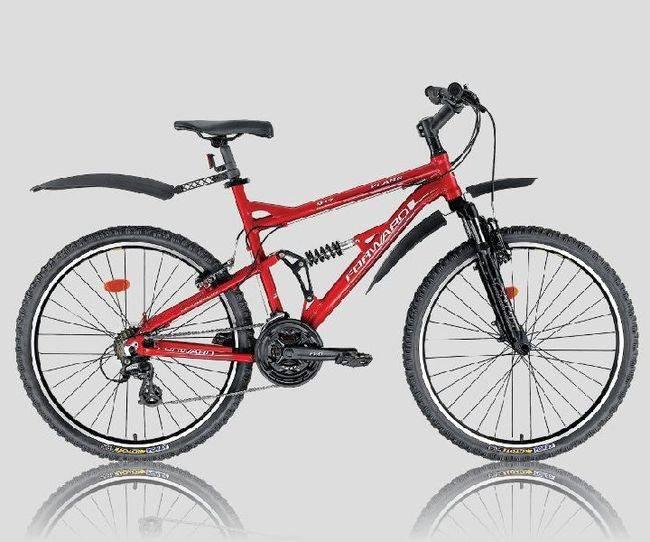 Велосипеды российского производства