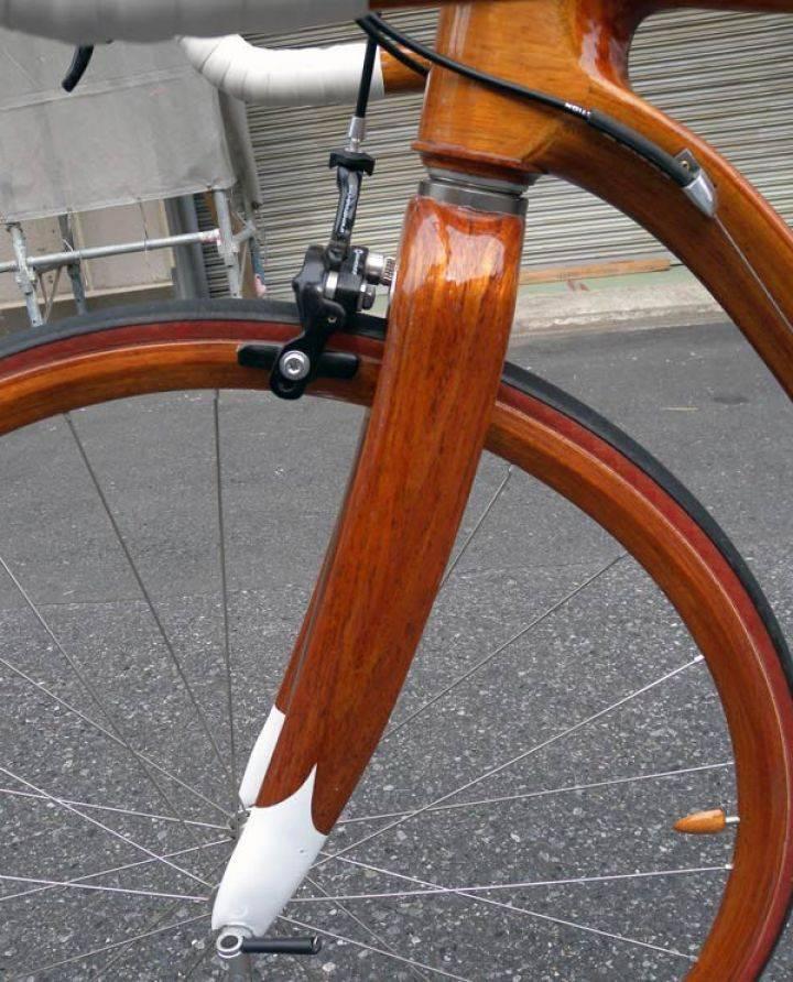 Деревянный велосипед Sanomagic