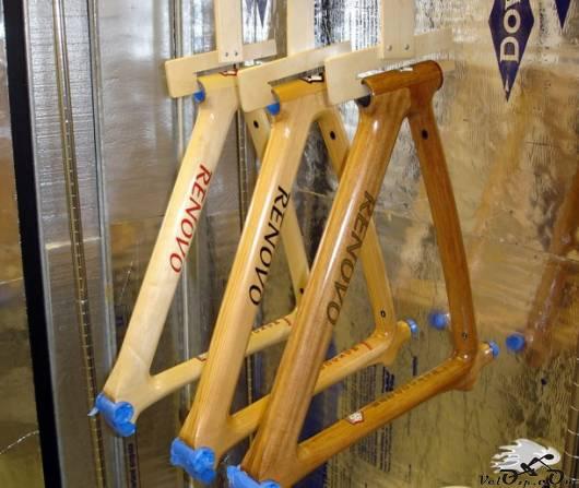 велосипедные рамы Renovo