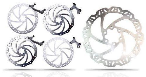 Как убрать скрип дисковых тормозов на велосипеде